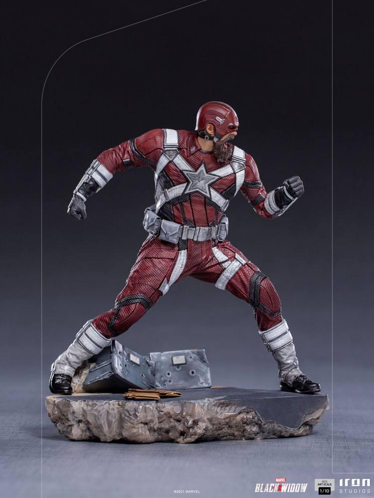 Black Widow BDS Art Scale Statue 1/10 Red Guardian 20 cm