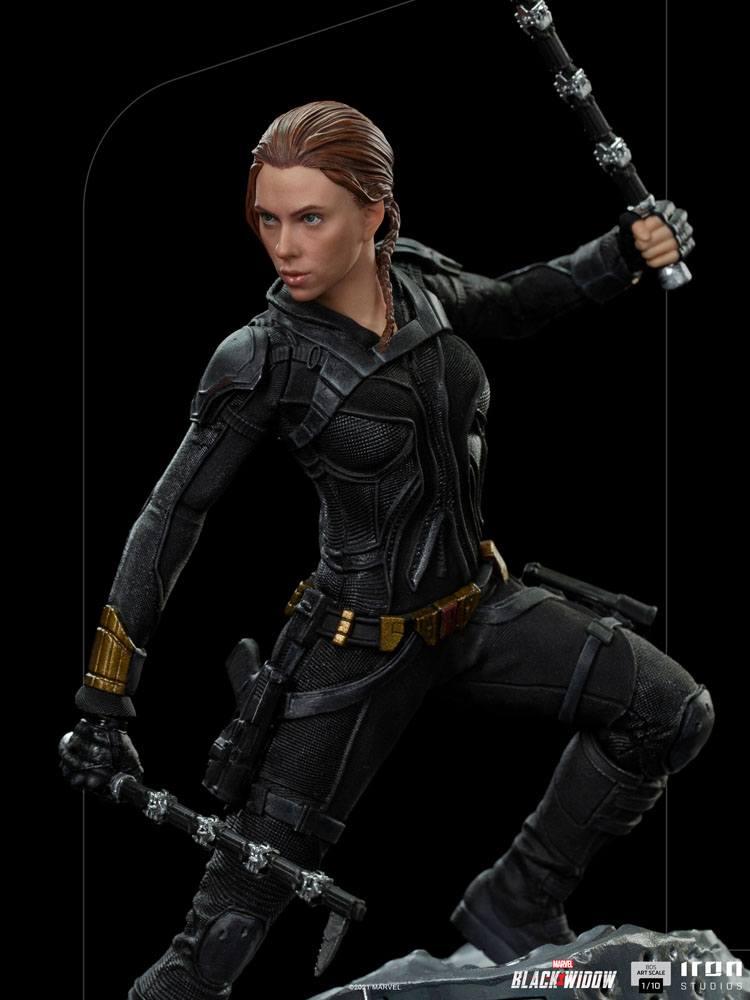 Black Widow BDS Art Scale Statue 1/10 Natasha Romanoff 21 cm