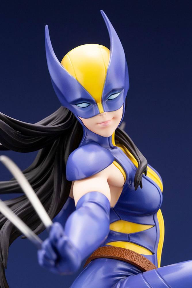 Marvel Bishoujo PVC Statue 1/7 Wolverine (Laura Kinney) 24 cm