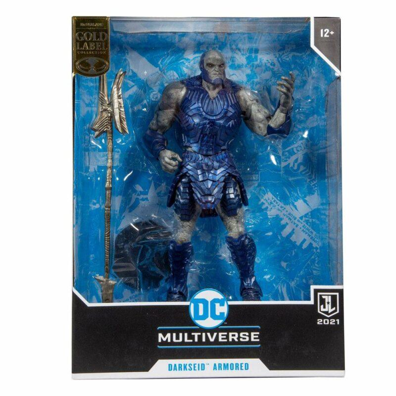 DC Justice League Movie Action Figure Darkseid Armored Justice League 30 cm
