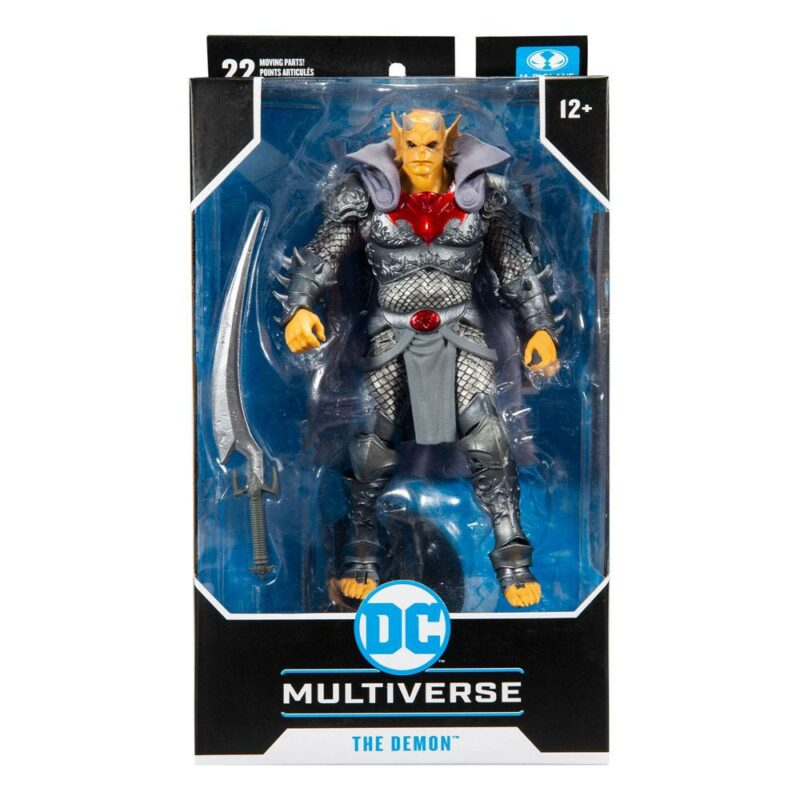 DC Multiverse Action Figure The Demon (Demon Knights) 18 cm