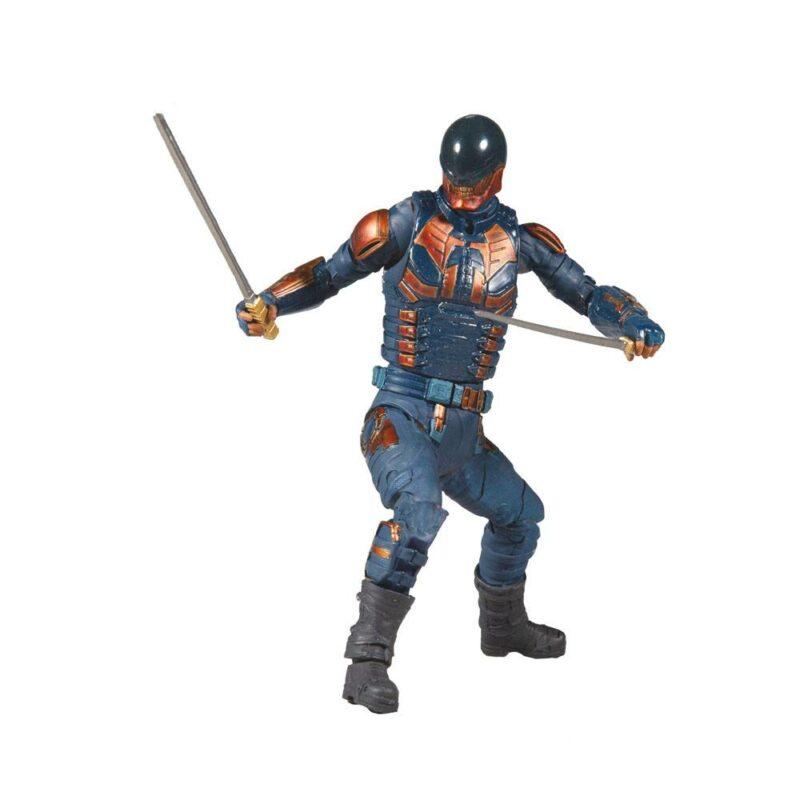 Suicide Squad Build A Action Figure Bloodsport 18 cm