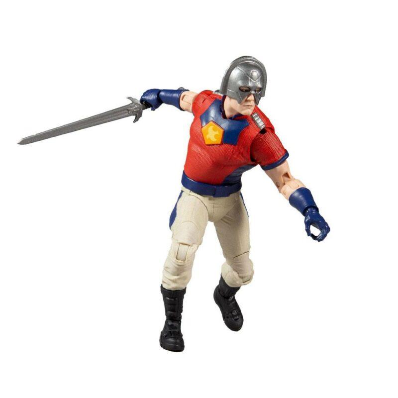 Suicide Squad Build A Action Figure Peacemaker 18 cm