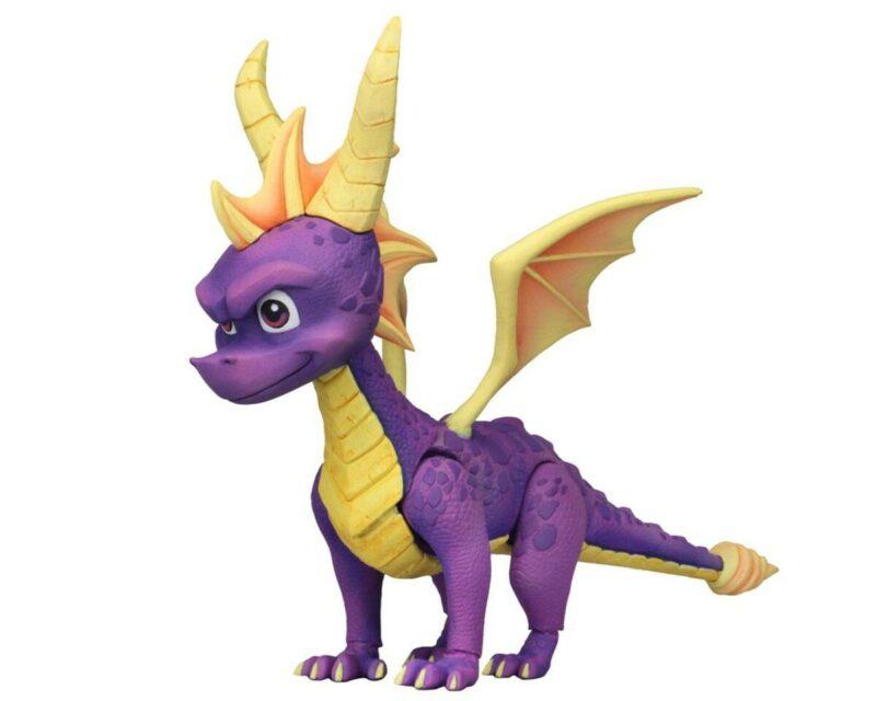 Spyro the Dragon Action Figure Spyro 20 cm