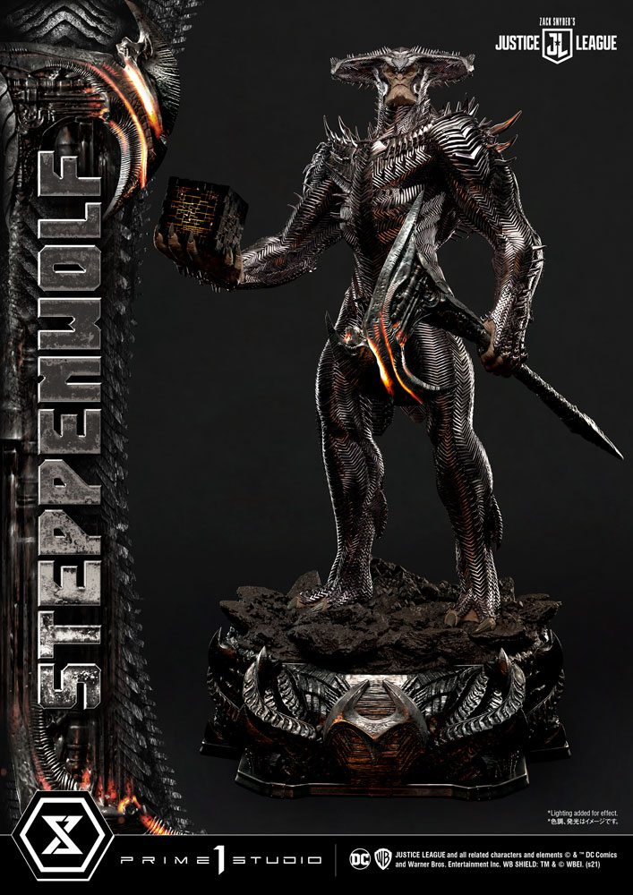 Zack Snyder's Justice League Museum Masterline Statue 1/3 Steppenwolf 102 cm