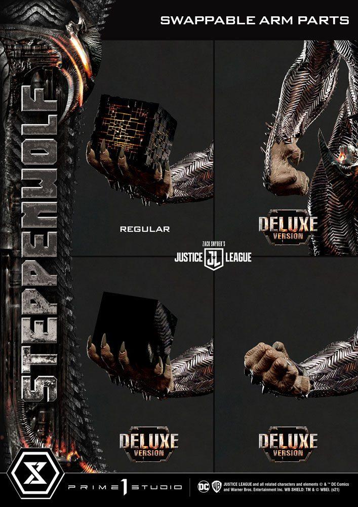 Zack Snyder's Justice League Museum Masterline Statue 1/3 Steppenwolf Deluxe Bonus Version 102 cm