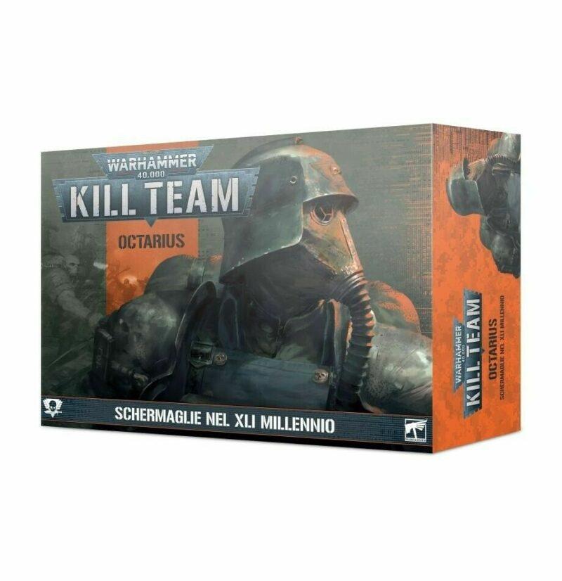 Warhammer 4000 Kill Team: Octarius