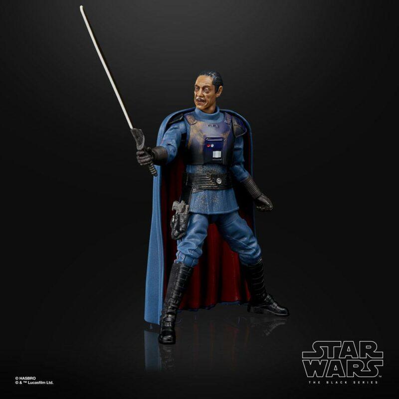 Star Wars The Mandalorian Black Series Credit Collection Action Figure 2022 Moff Gideon 15 cm
