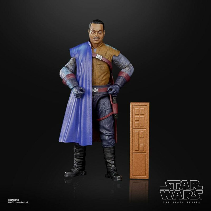 Star Wars The Mandalorian Black Series Credit Collection Action Figure 2022 Greef Karga 15 cm