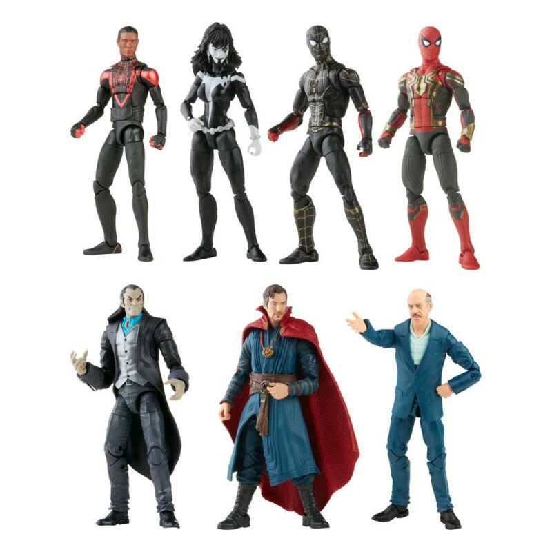 Spider-Man Marvel Legends Series Action Figures 15 cm 2022 Wave 1 Assortment (7)