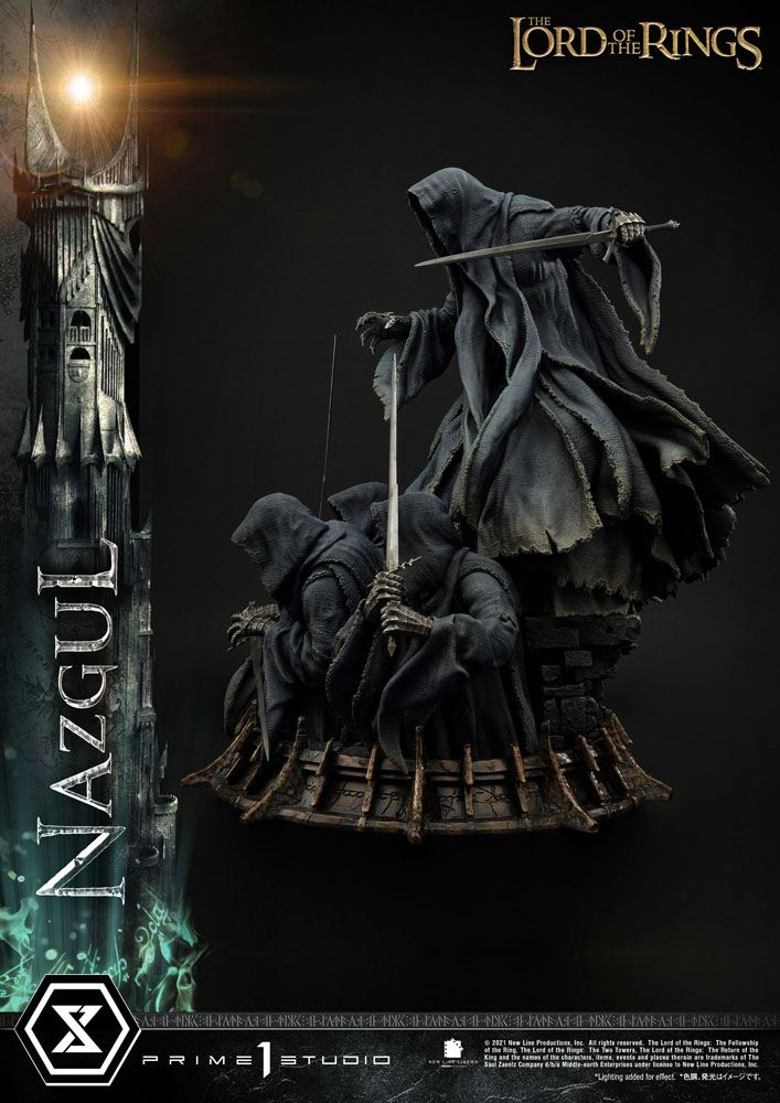 Lord of the Rings Statue 1/4 Nazgul 66 cm