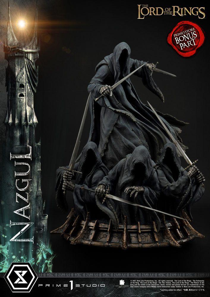 Lord of the Rings Statue 1/4 Nazgul Bonus Version 66 cm