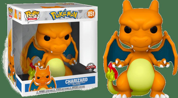 Pokemon POP! Pokemon Vinyl Figure Charizard Limited 25 cm