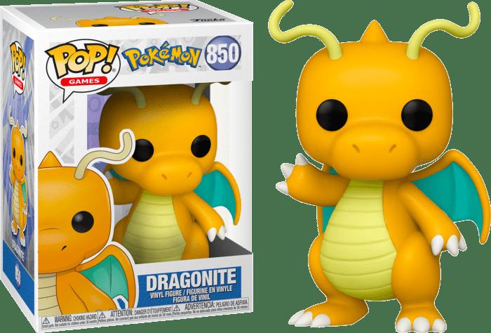 Pokemon POP! Pokemon Dragonite Vinyl Figure 9 cm