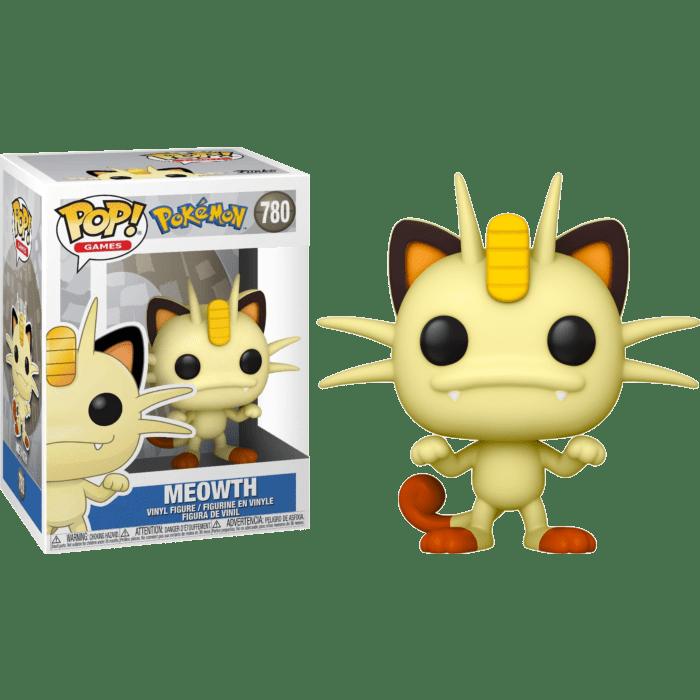 Pokemon POP! Vinyl Figure Meowth Limited 9 cm