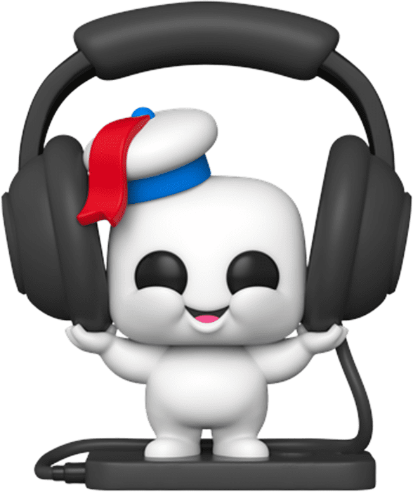 Ghostbusters: Afterlife POP! Vinyl Figure Minipuft with Headphones Limited 9 cm