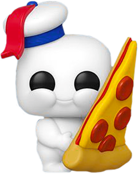 Ghostbusters: Afterlife POP! Vinyl Figure Minipuft with Pizza Limited 9 cm