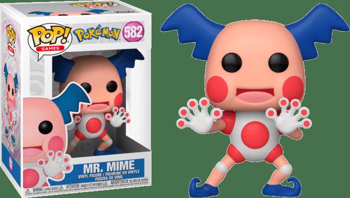 Pokemon POP! Vinyl Figure Mr. Mime Limited 9 cm