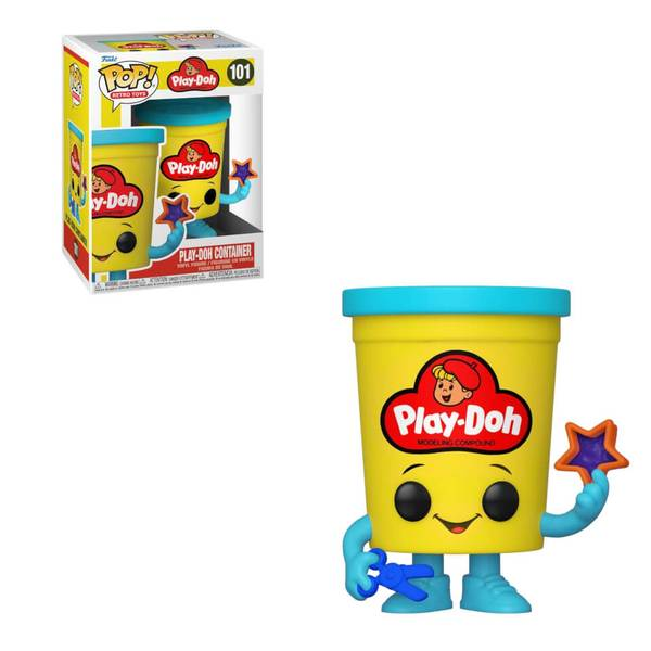 Retro Toys POP! Vinyl Figure Play-Doh Container 9 cm