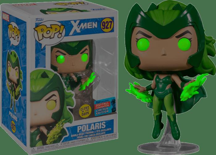 X-Men POP! Vinyl Figure Polaris Glow in the Dark (2021 Fall Convention Exclusive)