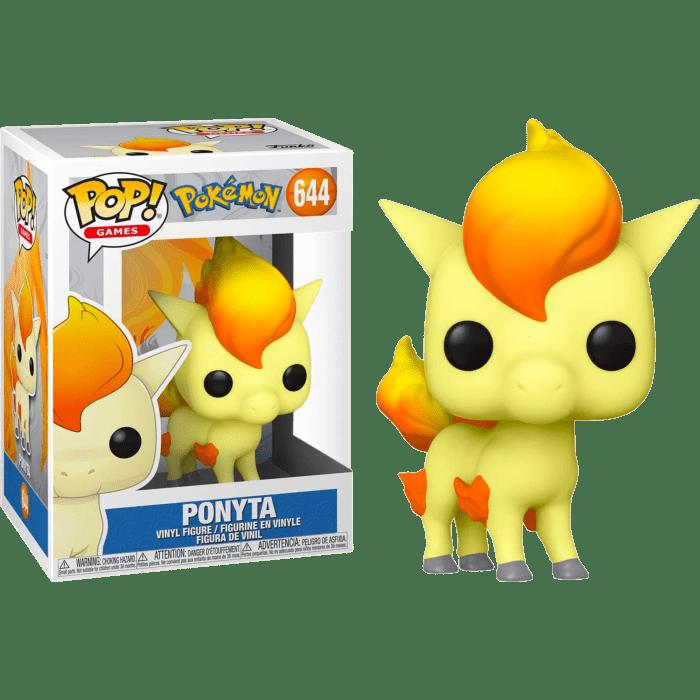 Pokemon POP! Vinyl Figure Ponyta Limited 9 cm