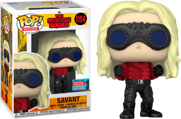 The Suicide Squad (2021) POP! Vinyl Figure Savant (2021 Fall Convention Exclusive)