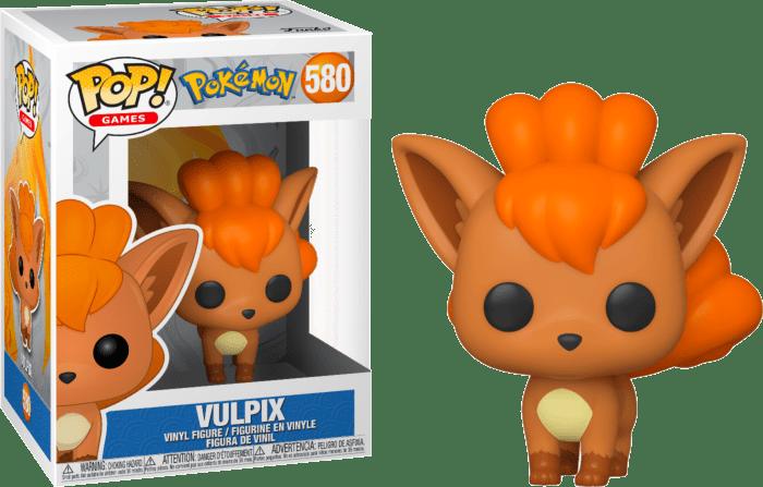 Pokemon POP! Vinyl Figure Vulpix Limited 9 cm