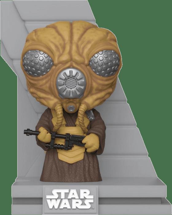 Star Wars Episode V: The Empire Strikes Back POP! Vinyl Figure Zuckuss Bounty Hunters Deluxe Limited