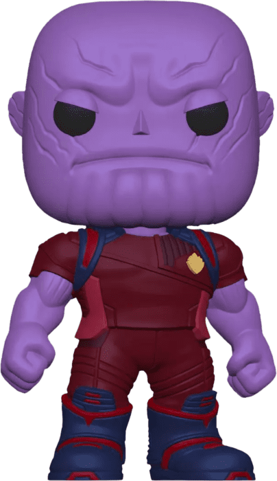 What If...? POP! Animation Vinyl Figure Ravager Thanos Limited 9 cm