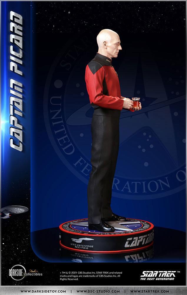 Star Trek The Next Generation Statue 1/3 Captain Picard 66 cm