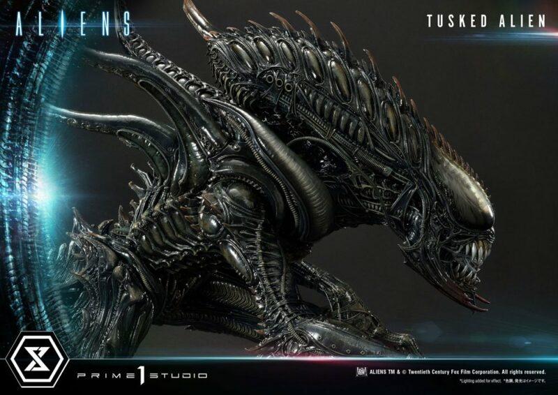 Aliens Premium Masterline Series Statue Tusked Alien Bonus Version (Dark Horse Comics) 72 cm